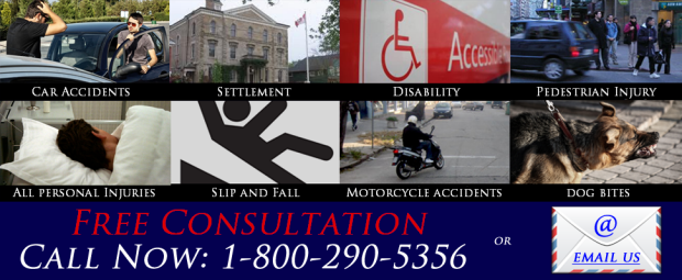 Toronto Personal Injury Lawyer